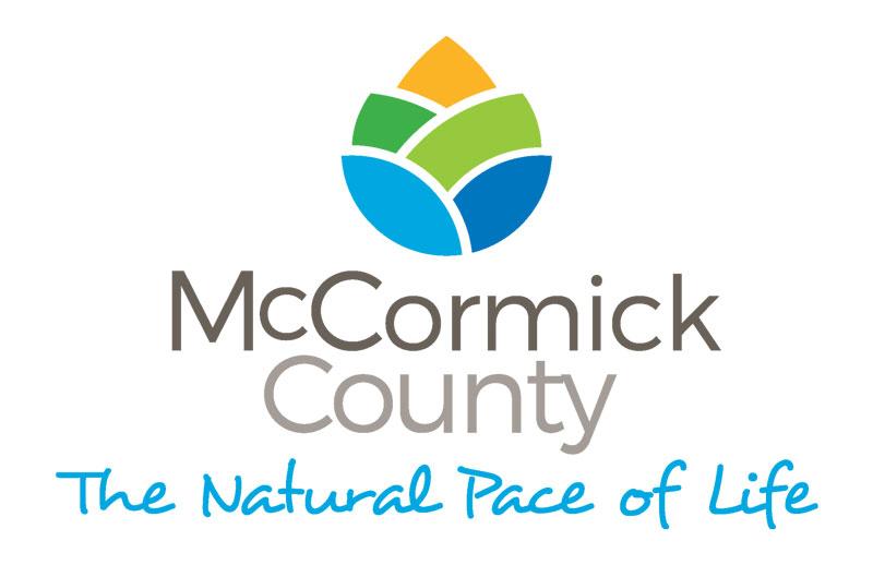 McCormick County logo