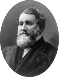 Cyrus McCormick engraving