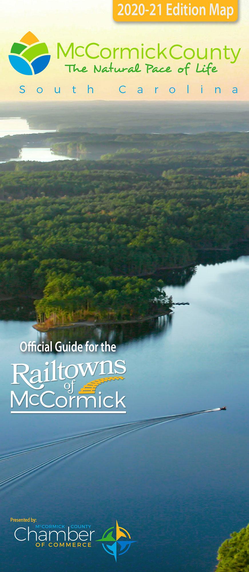 McCormick Chamber Map - 2020/2021