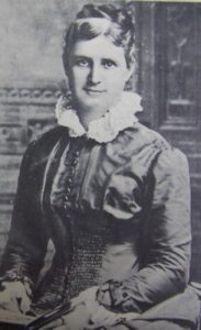 Nettie McCormick in 1880