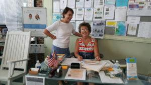 McCormick County Chamber Volunteers